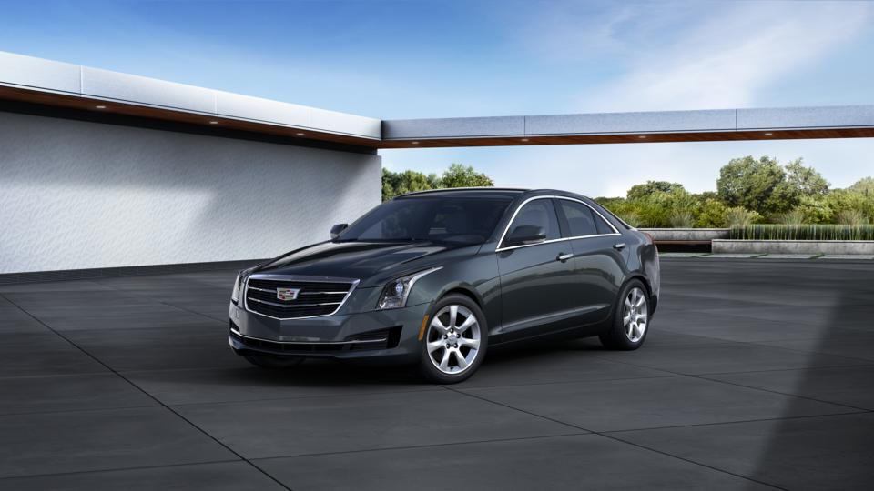 2016 Cadillac ATS Sedan Vehicle Photo in Manhattan, KS 66502