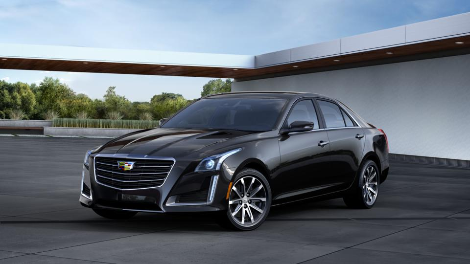 2016 Cadillac CTS Sedan Vehicle Photo in Kansas City, MO 64114