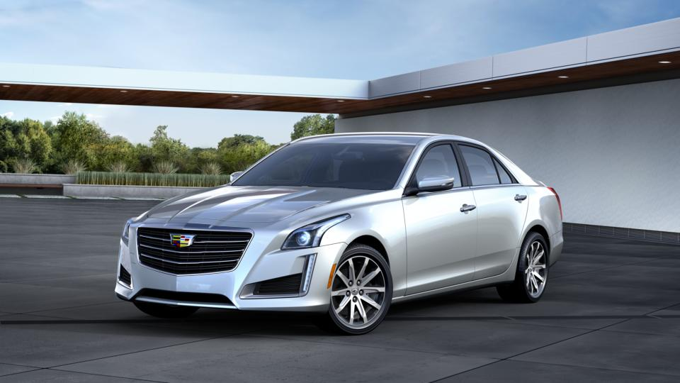 2016 Cadillac CTS Sedan Vehicle Photo in Fort Worth, TX 76116