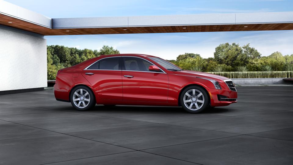 Ryan Chevrolet Monroe La >> 2016 Cadillac ATS Sedan for sale in Monroe - 1G6AA5RA5G0193723 - Ryan Cadillac