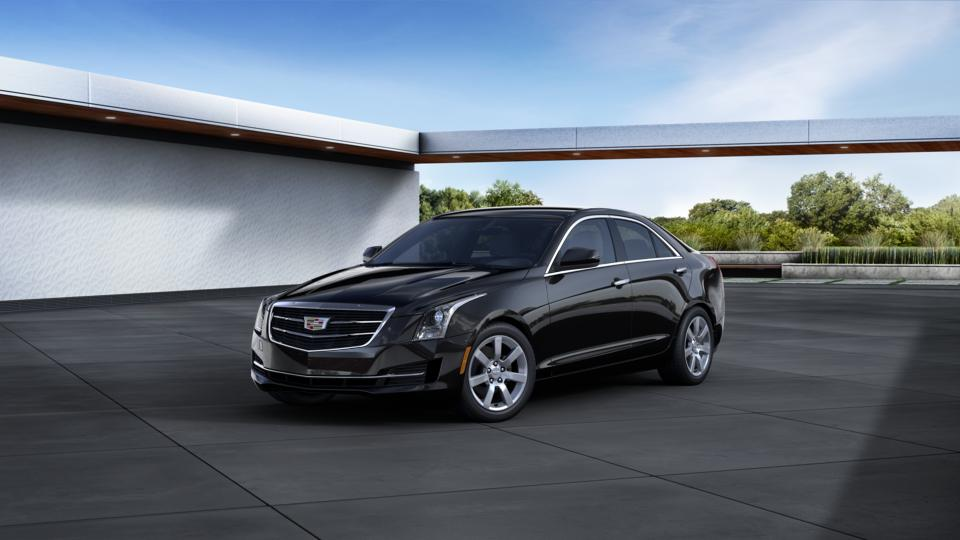 2016 Cadillac ATS Sedan Vehicle Photo in Gulfport, MS 39503