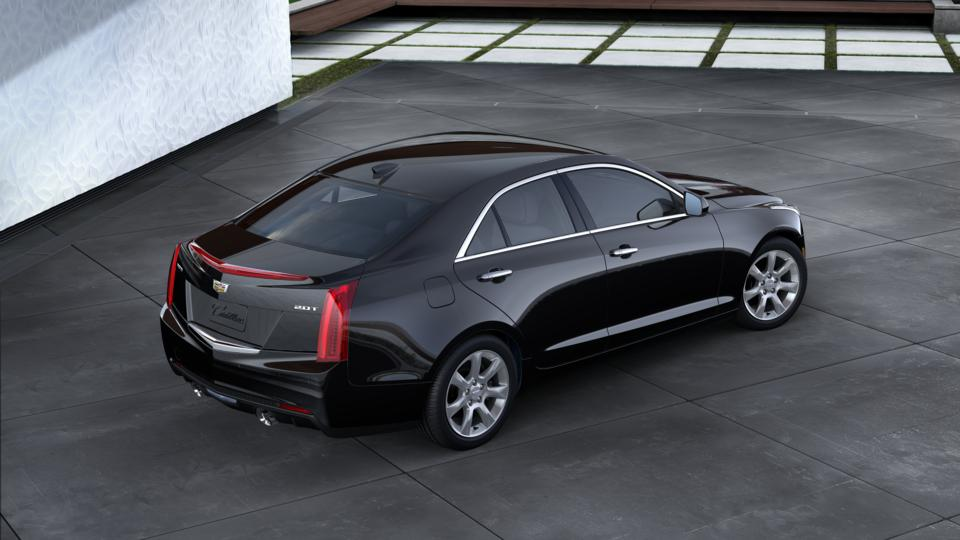Used 2016 Black Raven Cadillac ATS Sedan For Sale in