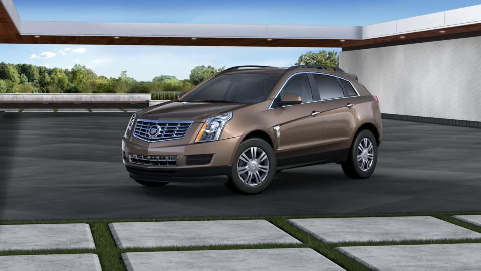 2016 Cadillac SRX Vehicle Photo in Costa Mesa, CA 92626