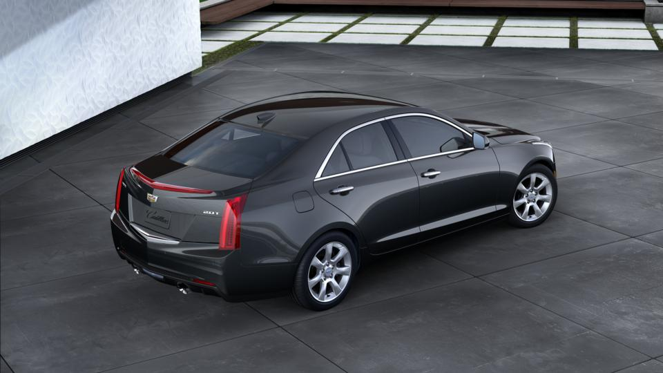 Used 2016 Cadillac ATS Sedan (Phantom Gray Metallic) in ...
