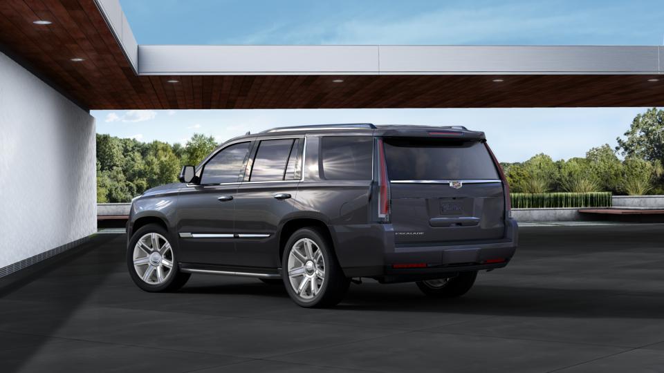 Warwick Dark Granite Metallic 2016 Cadillac Escalade: Certified Suv for Sale - CP22104