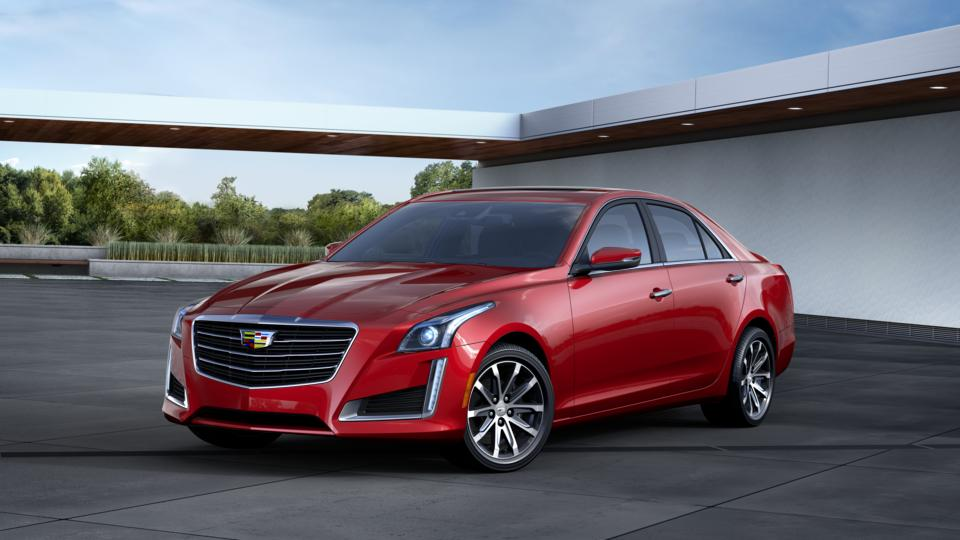2016 Cadillac CTS Sedan Vehicle Photo in Grand Rapids, MI 49512