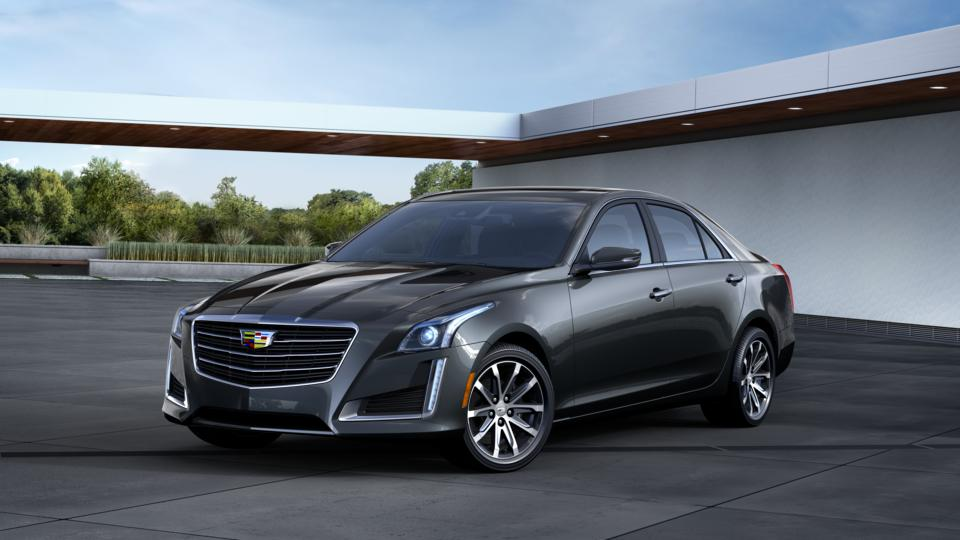 2016 Cadillac CTS Sedan Vehicle Photo in Louisville, KY 40202