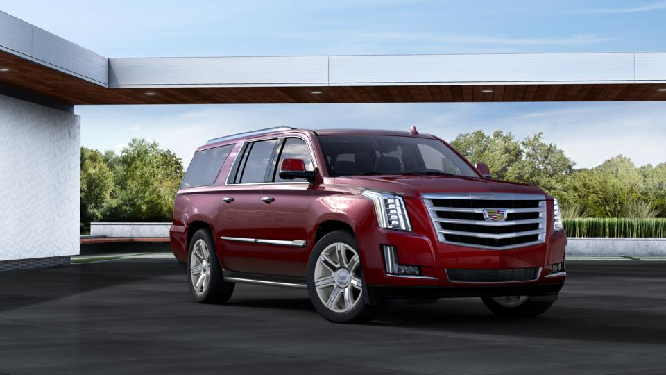 2016 Cadillac Escalade ESV Vehicle Photo in Warrensville Heights, OH 44128