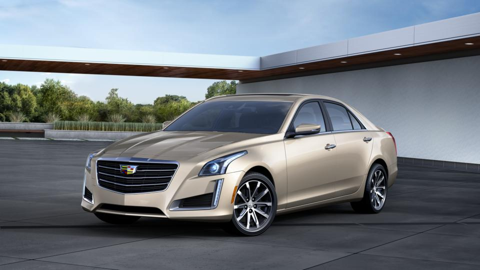 2016 Cadillac CTS Sedan Vehicle Photo in Greensboro, NC 27405