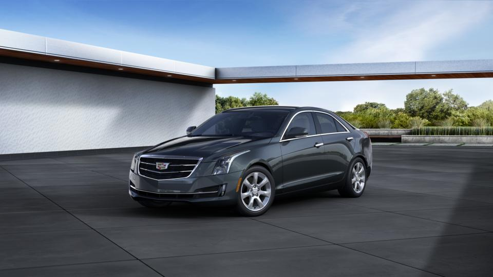2016 Cadillac ATS Sedan Vehicle Photo in Durham, NC 27713