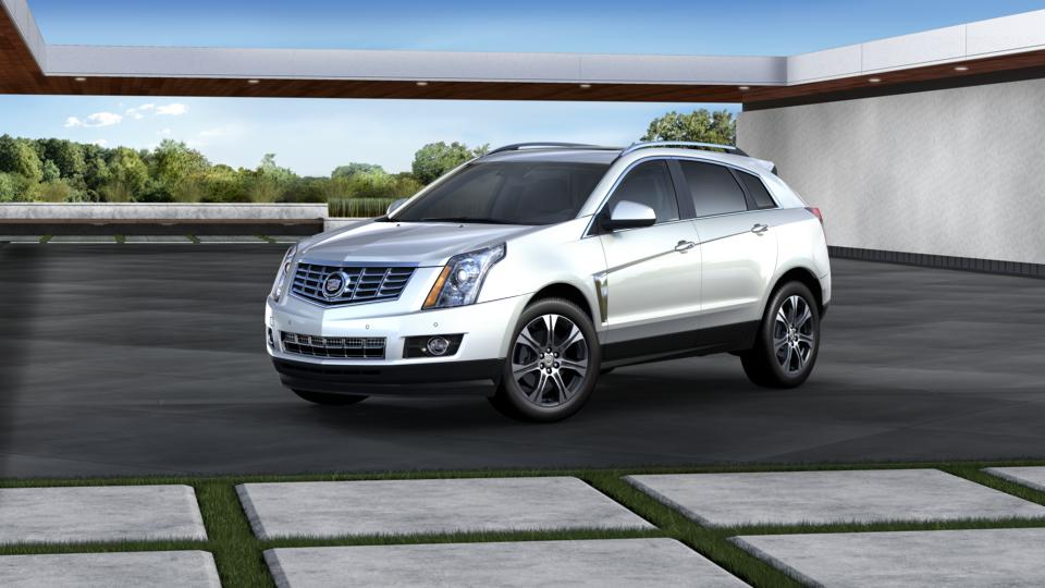 2016 Cadillac SRX Vehicle Photo in Austin, TX 78759
