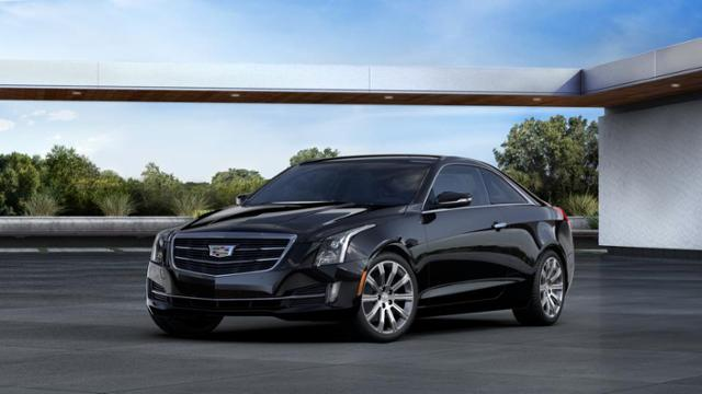 2016 Cadillac Ats Coupe Vehicle Photo In Toms River Nj 08753
