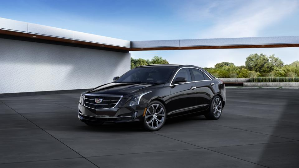 2016 Cadillac ATS Sedan Vehicle Photo in Tulsa, OK 74133