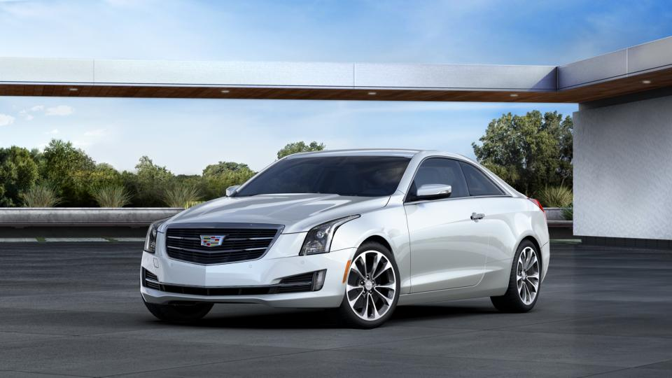 2016 Cadillac ATS Coupe Vehicle Photo in Southborough, MA 01772