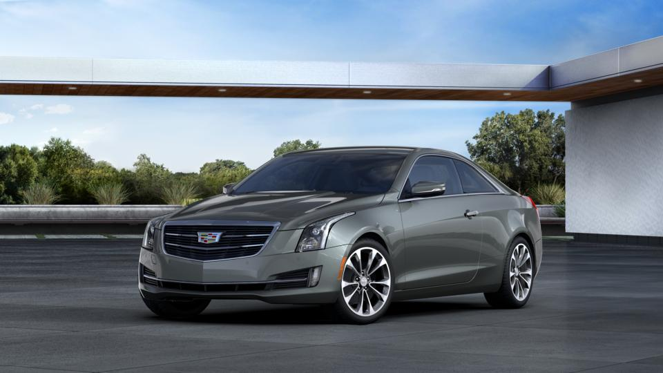 2016 Cadillac ATS Coupe Vehicle Photo in TALLAHASSEE, FL 32308