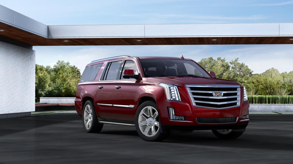 2016 Cadillac Escalade ESV Vehicle Photo in Macedon, NY 14502