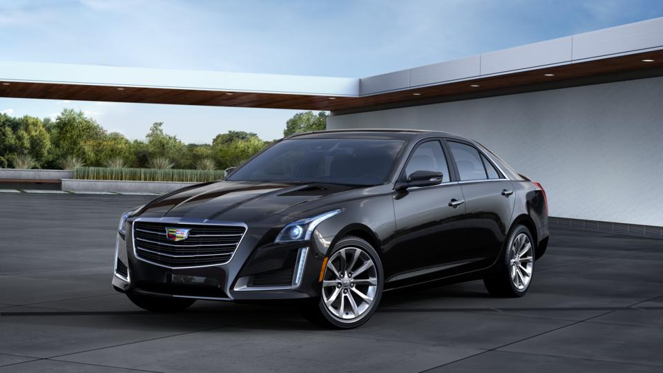 2016 Cadillac CTS Sedan Vehicle Photo in Southborough, MA 01772