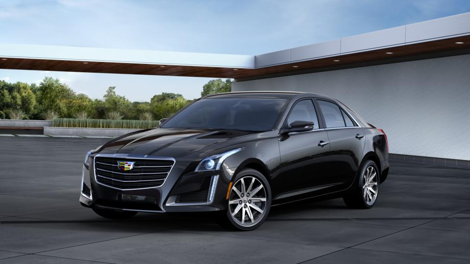 2016 Cadillac CTS Sedan Vehicle Photo in Torrington, CT 06790