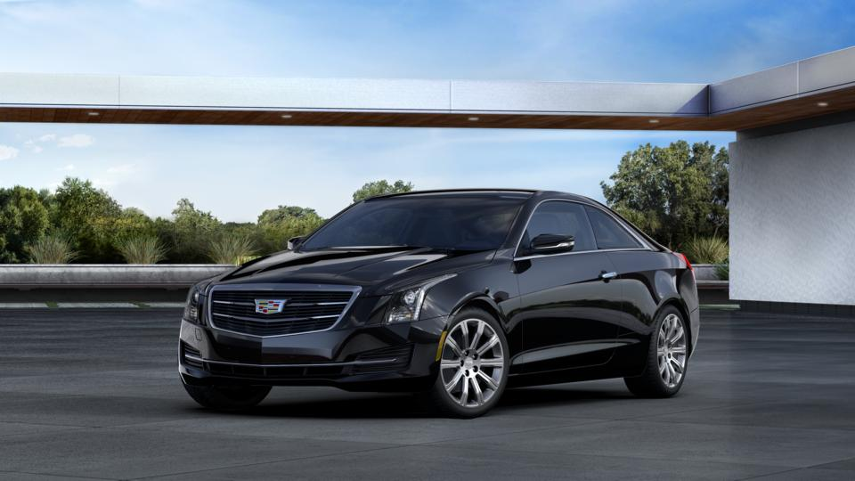 2016 Cadillac ATS Coupe Vehicle Photo in Warren, OH 44483