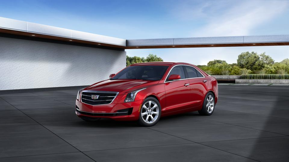 2016 Cadillac ATS Sedan Vehicle Photo in Austin, TX 78759