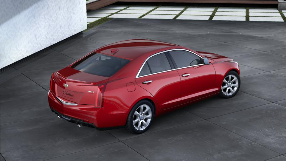 Cadillac Of Mahwah >> Mahwah Red Obsession Tintcoat 2016 Cadillac ATS Sedan: Certified Car near Ridgewood - 10527A