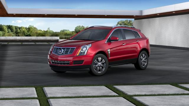2016 Cadillac Suv >> Certified Suv 2016 Crystal Red Tint Cadillac Srx Luxury Collection