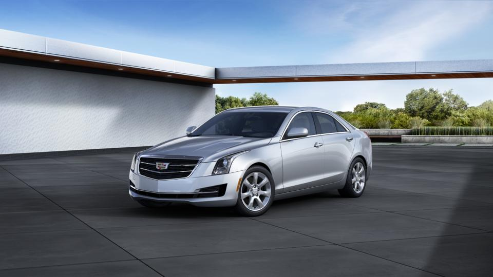 2016 Cadillac ATS Sedan Vehicle Photo in Burlington, WI 53105