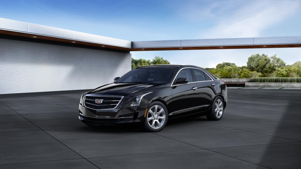 2016 Cadillac ATS Sedan Vehicle Photo in Leominster, MA 01453