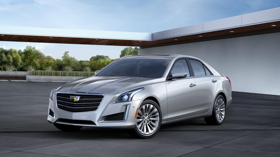 2016 Cadillac CTS Sedan Vehicle Photo in Arlington, TX 76011