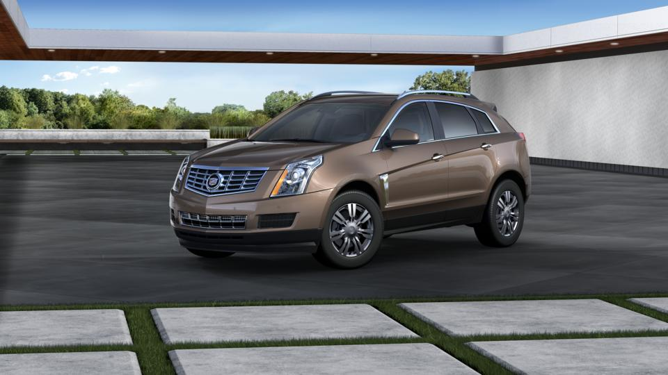 2016 Cadillac SRX Vehicle Photo in Salem, VA 24153