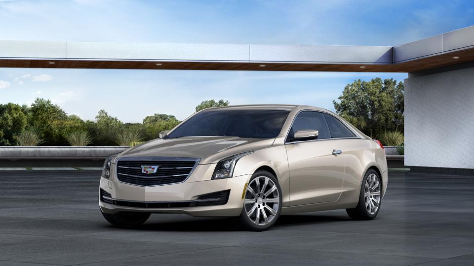 2016 Cadillac ATS Coupe Vehicle Photo in Mission, TX 78572