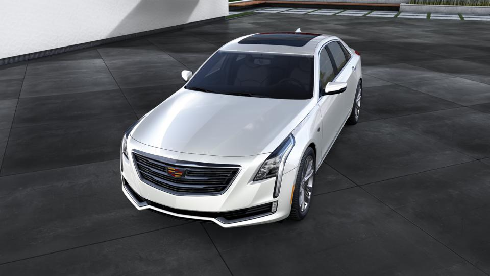 2016 Cadillac CT6 Vehicle Photo in Oakdale, CA 95361