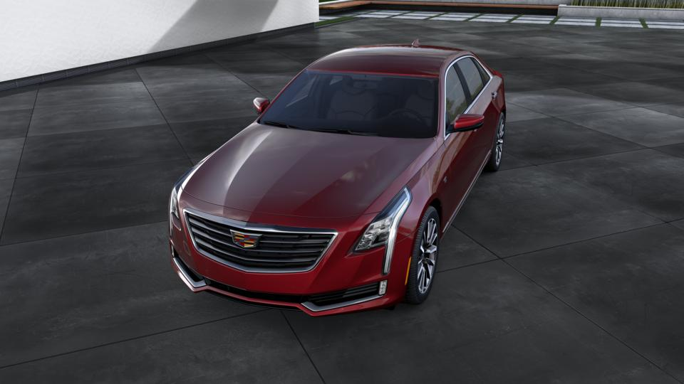 2016 Cadillac CT6 Vehicle Photo in Fort Worth, TX 76116