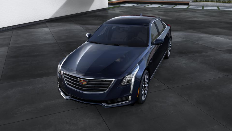 2016 Cadillac CT6 Vehicle Photo in Austin, TX 78759
