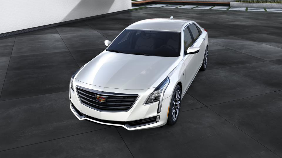 2016 Cadillac CT6 Vehicle Photo in Lansing, MI 48911