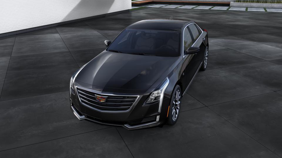 2016 Cadillac CT6 Vehicle Photo in Kansas City, MO 64114