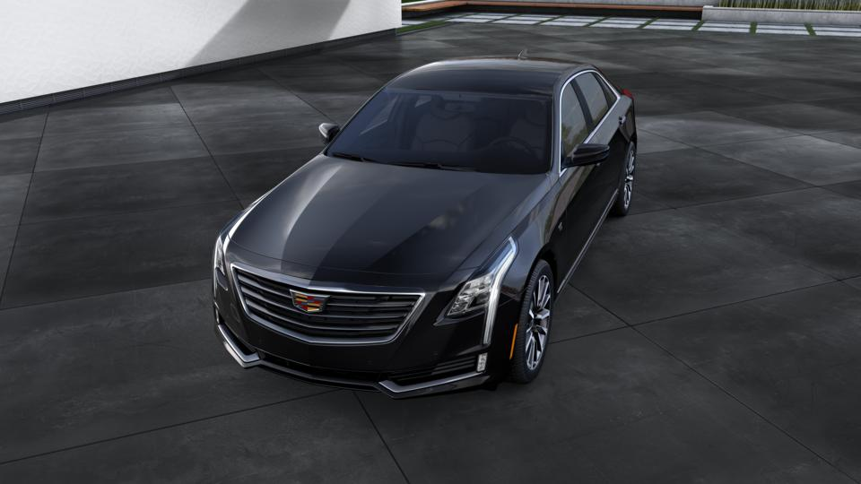 2016 Cadillac CT6 Vehicle Photo in Rockford, IL 61107