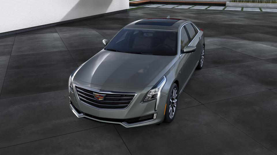2016 Cadillac CT6 Vehicle Photo in Houston, TX 77074