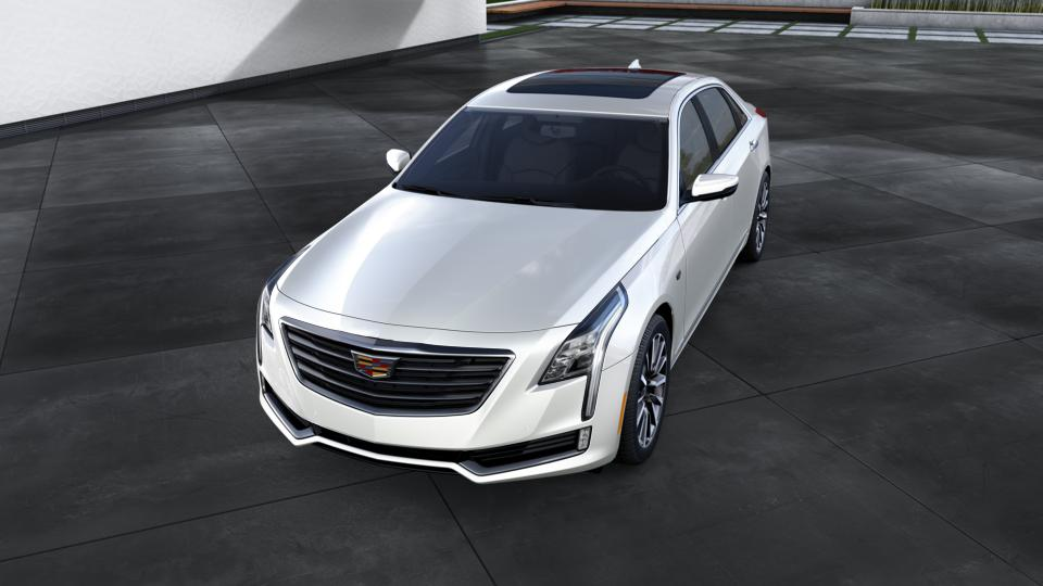 2016 Cadillac CT6 Vehicle Photo in Lincoln, NE 68521