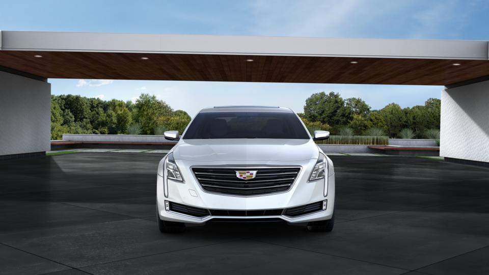 Crystal White Tricoat 2016 Cadillac CT6 Premium Luxury AWD Carrollton - 1G6KF5RS0GU154531 ...