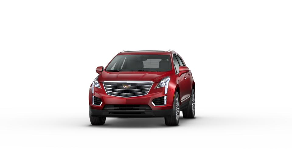 2017 Cadillac XT5 Vehicle Photo in Southborough, MA 01772