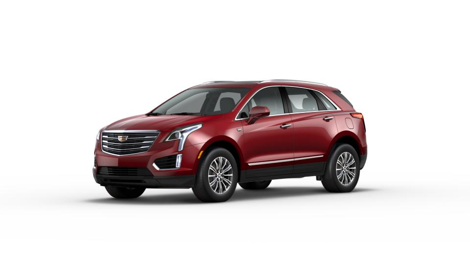 fort smith maroon 2017 cadillac xt5 used suv for sale c2697. Black Bedroom Furniture Sets. Home Design Ideas