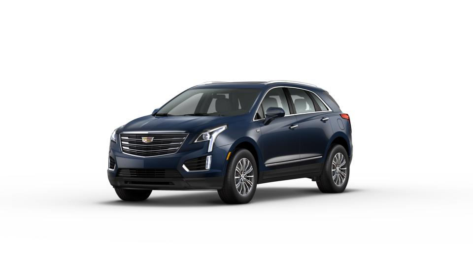 Used Dark Adriatic Blue 2017 Cadillac XT5 for Sale in ...