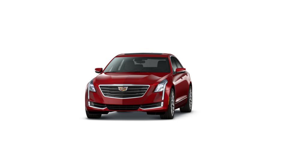 2017 Cadillac CT6 Vehicle Photo in Arlington, TX 76011
