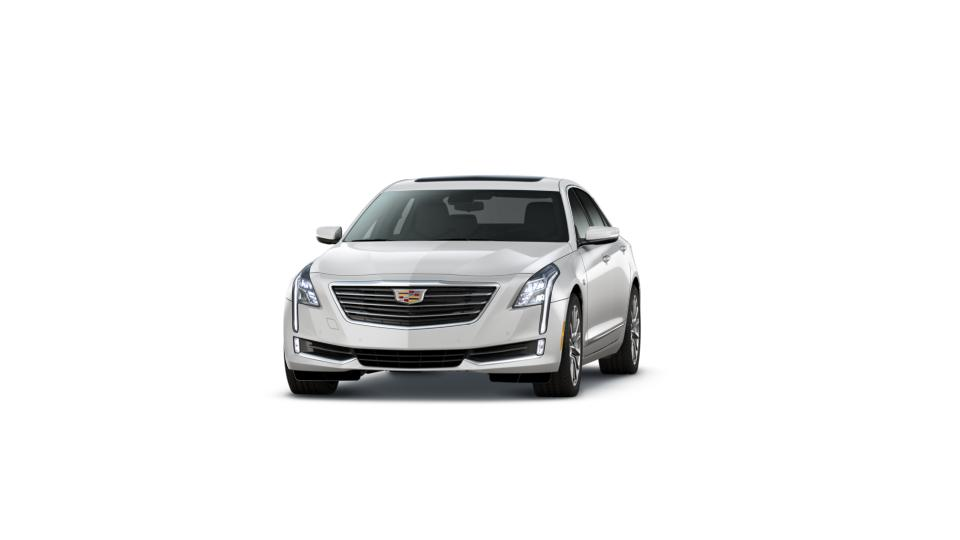 2017 Cadillac CT6 Vehicle Photo in Portland, OR 97225