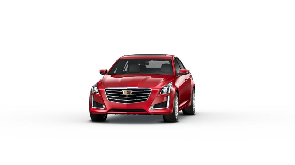 2017 Cadillac CTS Sedan Vehicle Photo in Charleston, SC 29407