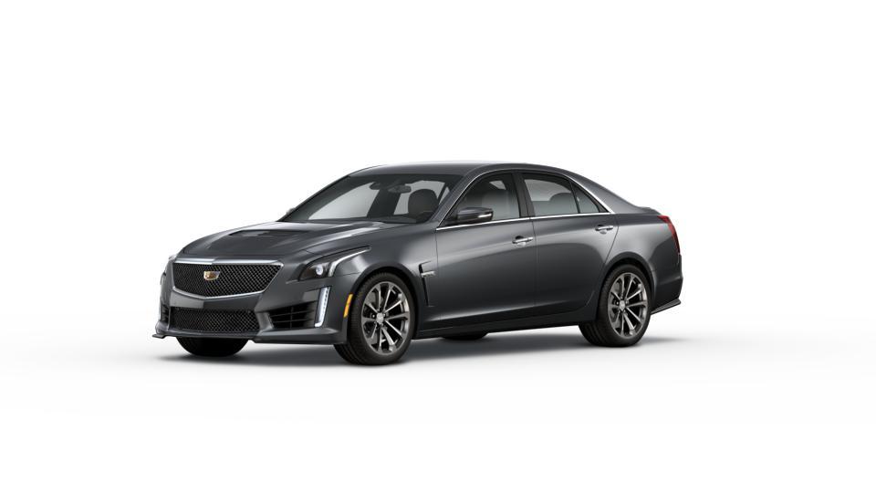 2017 Phantom Gray Metallic RWD Cadillac CTS-V Sedan ...
