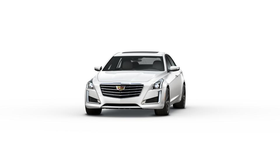 2017 Cadillac CTS Sedan Vehicle Photo in Southborough, MA 01772