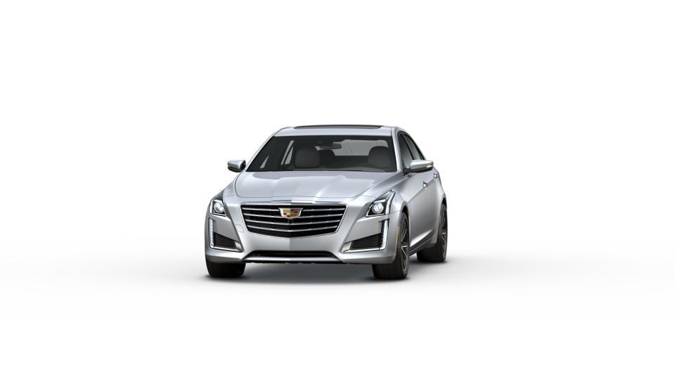 2017 Cadillac CTS Sedan Vehicle Photo in Arlington, TX 76011
