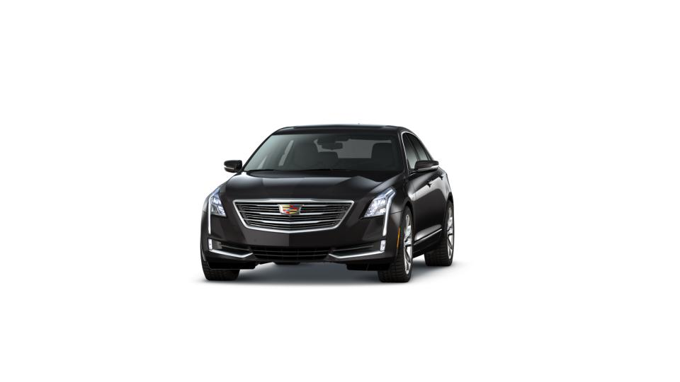 2017 Cadillac CT6 Sedan Vehicle Photo in Spokane, WA 99207